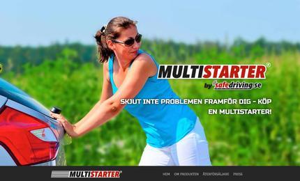 Multistarter - Starthjälp